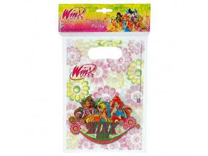 winx club tasticky winx club tasticka party 6ks winx i28768