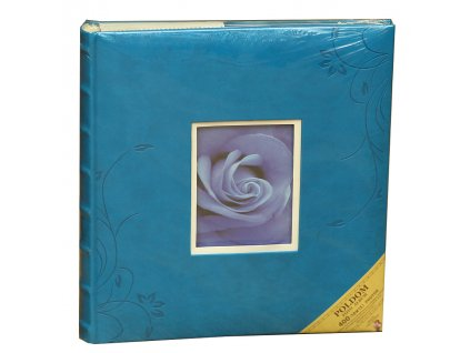 Fotoalbum 10x15/400 KELLY modré