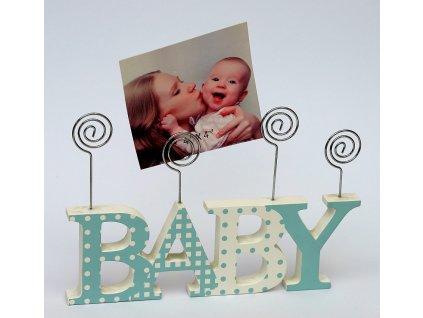 Fotorámeček BABY na 4 fotografie