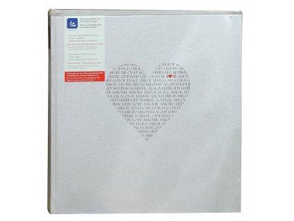 Fotoalbum na růžky 60 stran - LOVE