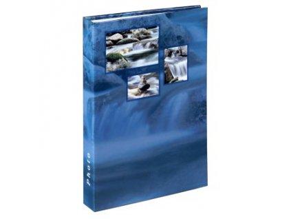 Fotoalbum 10x15/80 - Flip-Up Singo modré