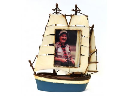Rámeček Fun Frame - RETRO plachetnice