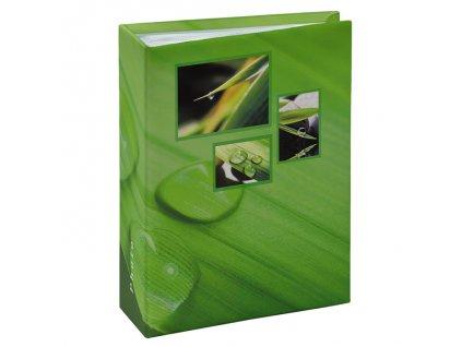 Fotoalbum 10x15/100 - SINGO zelené