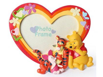 Fotorámeček dětský 10x15cm - medvídek PÚ
