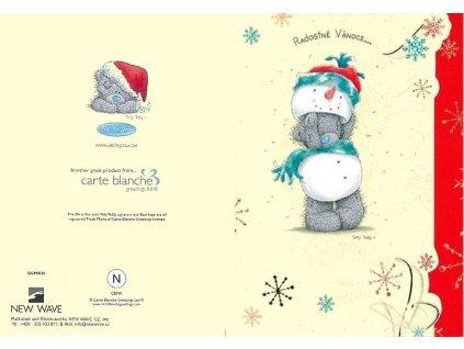 Blahopřání Me to You vánoční - Radostné Vánoce ...