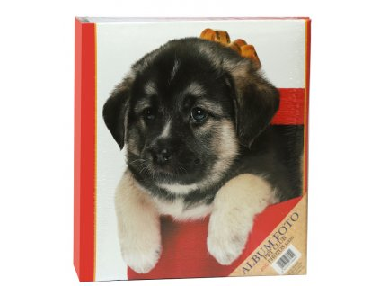 Fotoalbum 11X16/200 MAZLÍČCI štěně