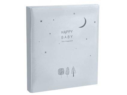 Dětské fotoalbum na růžky 60 HAPPY BABY