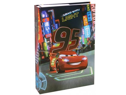 Fotoalbum 10x15/300 3 UP DISNEY CARS