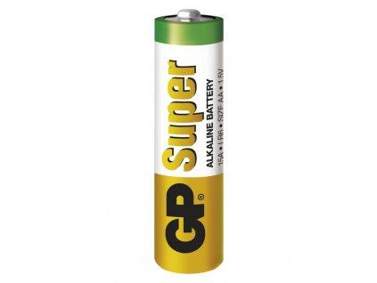 Baterie AA R6 GP Super 1 KUS