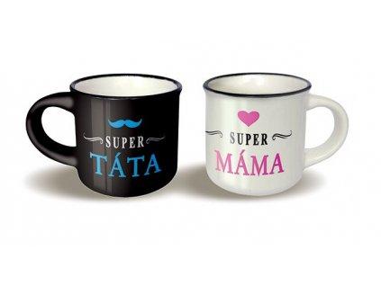 SUPER MÁMA A SUPER TÁTA A