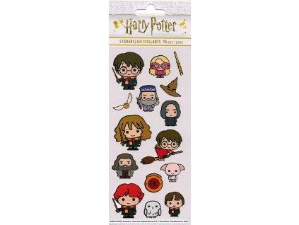 Samolepky HALLOWEEN Harry Potter