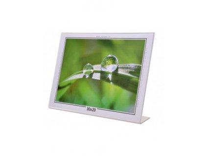 Akrylový fotorámeček 30x20cm šířka