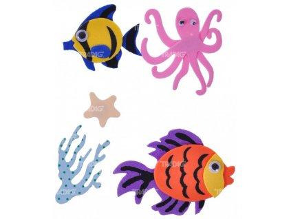 Nálepky do fotoalba ryby
