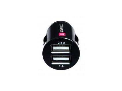 Nabíječka USB CI-177 do auta, IT