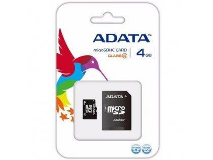 4718050602322 Micro SD ADATA 4 GB Class 4 2 grande