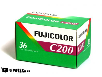 FUJIFILM 36/200 FUJICOLOR