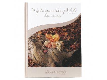 Kniha Mých Prvních Pět Let Motýlek podzim