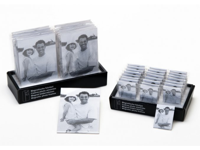 Fotorámeček 10x15cm akrylový - KPH MAGNET