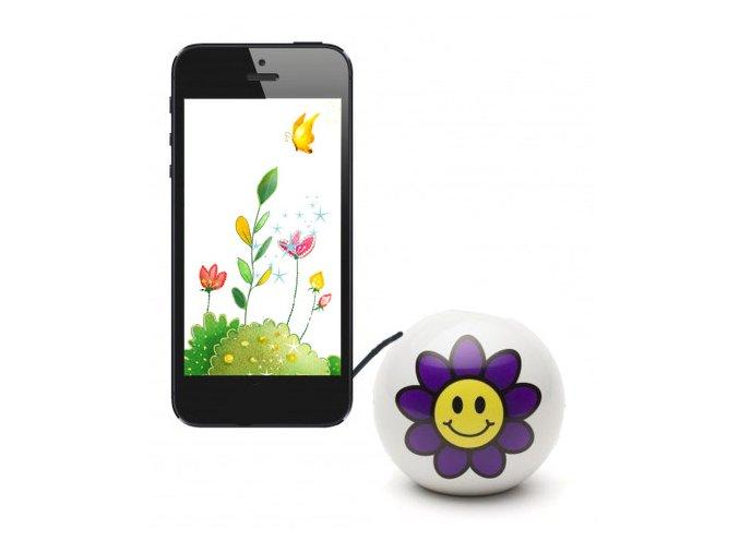 Reproduktor pro mobil Buddy Flower