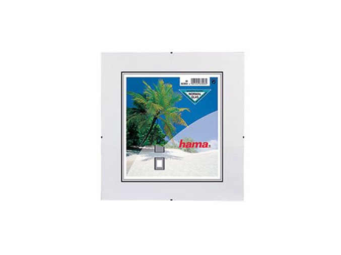 Euroklip / Clip rám 20x20 cm sklo