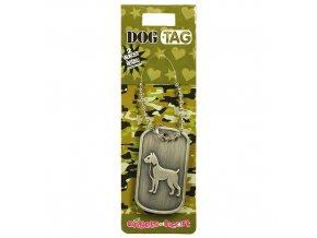Dog Tag / psí známky čínské znamení - pes