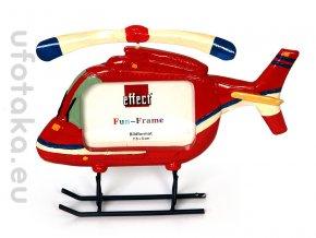 Rámeček Fun Frame - vrtulník 7,5x5cm