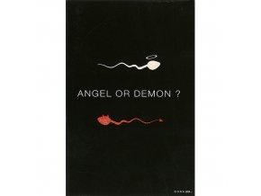 Vtipné blahopřání Born 2B - ANGEL OR DEMON?