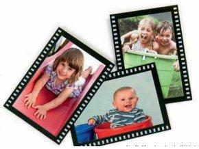 Fotorámeček 10x15cm akrylový - KPH MAGNET film