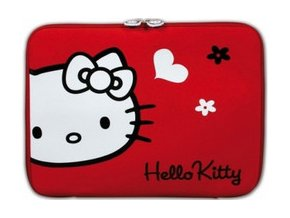 Obal na notebook do 13,3 HELLO KITTY