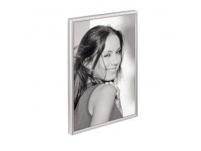 Fotorámeček 13x18cm, stříbrný - Hama Bern