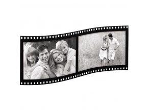 Fotorámeček galerie 2x 10x15cm, akrylová - Hama Filmstrip