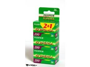 FUJIFILM 36/200 SUPERIA trojbalení