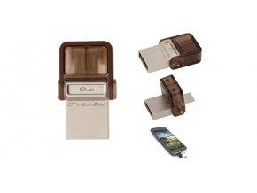 USB FLASH Kingston DataTraveler microDuo 16GB