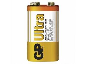 baterie alkalicka gp ultra 6lf22 9v 1 ks w1000 h1000