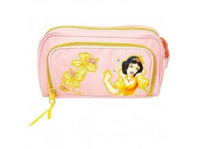 Školní penál Princess barva růžová