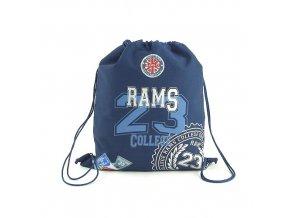 Sportovní vak Rams 23 Modrý/College