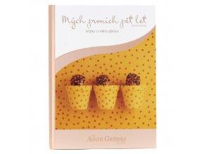 Kniha Mých Prvních Pět Let Květináče léto