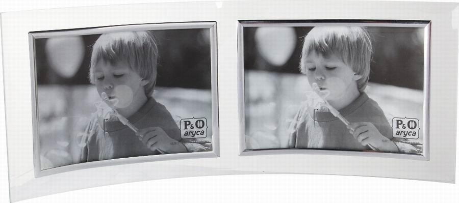 Fotorámeček 2x 10x15 cm šířka