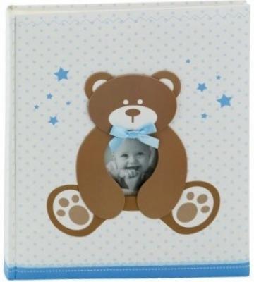 Exkluzivní dětské samolepící fotoalbum 24x29/40s SWEETY modré