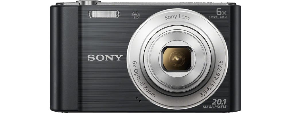 Sony Cyber-Shot DSC-W810 černý