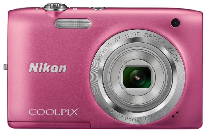 Nikon COOLPIX S2800 - růžový