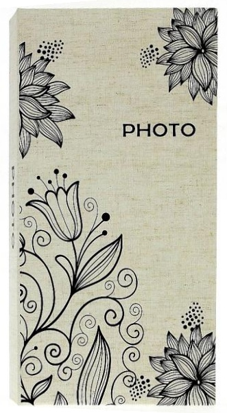 Fotoalbum 10x15/300 ASSORT RŮŽE