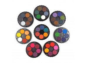 KOH-I-NOOR brilantní vodové barvy 48