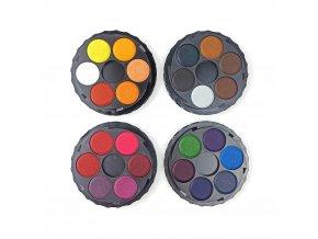 KOH-I-NOOR brilantní vodové barvy 24