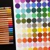 NÁLEPKY . barevné puntíky .