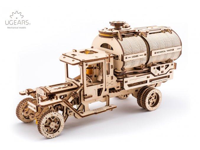 Ugears Tanker 1