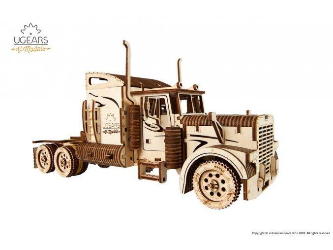 ugears heavy boy truck vm 03 7 max 1000
