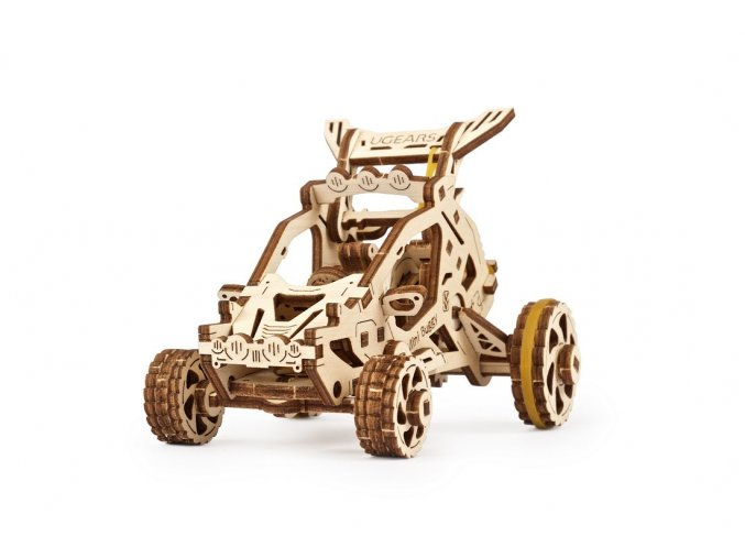 ugears mechanical model mini buggy 03 max 1100