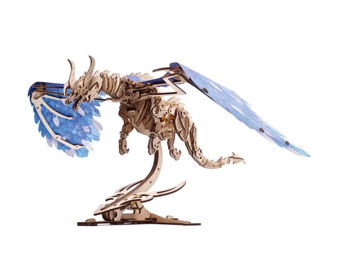 Ugears Windstorm Dragon 06 max 1100