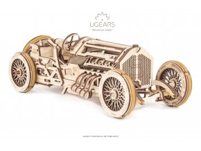 Ugears U 9 Grand Prix Car 2 logo